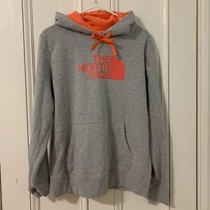 North face sweater - like new